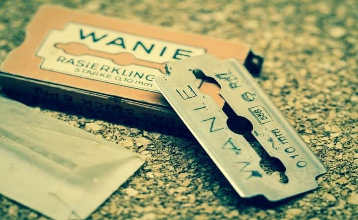 Safety Razor Blades For Sensitive Skin