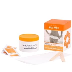 Body Honee Extra Strength Waxing Kit