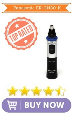 Top rated  nose hair trimmer