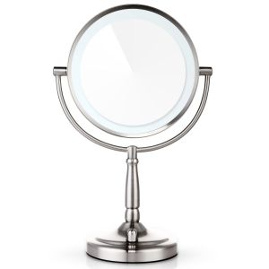 The Best Lighted Makeup Mirror Reviews January 2019