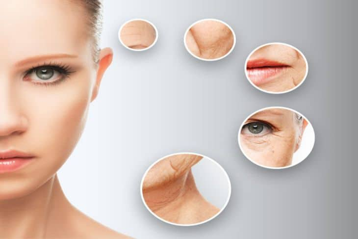 Red light therapy Anti Aging