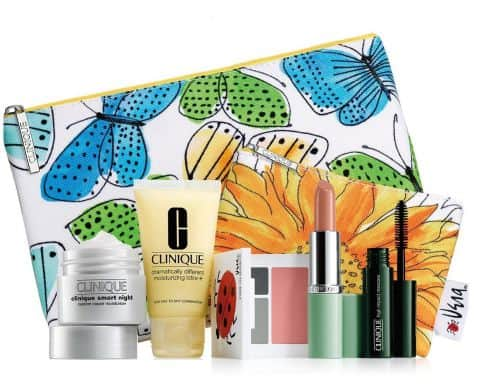 Clinique Makeup Skincare Gift