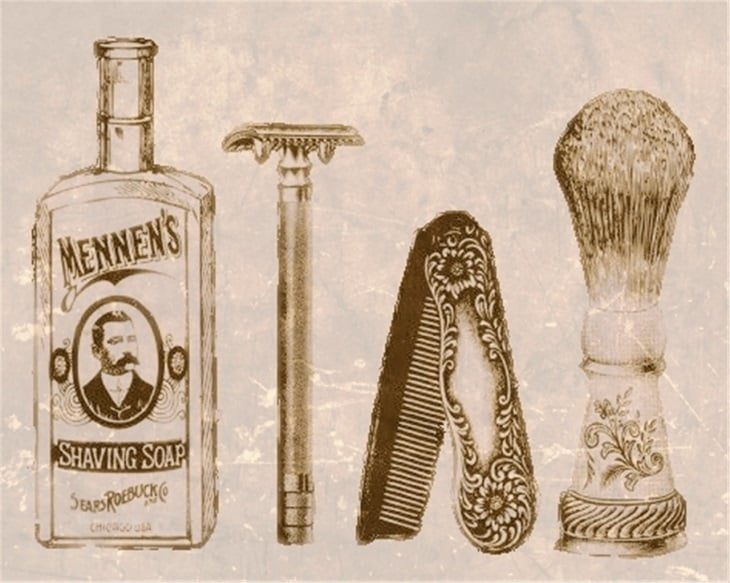 razor types