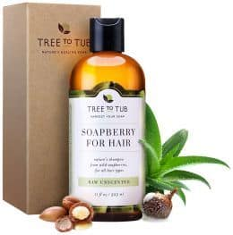 Tree to Tub shampoo