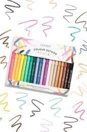 colored liners